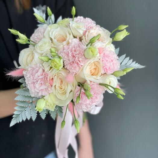 Свадебный букет