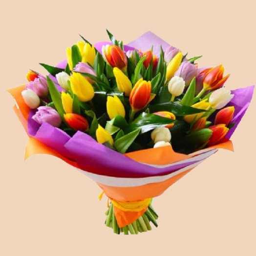 Бити: букеты цветов на заказ Flowwow