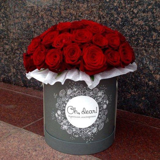 Букет Ред Наоми: букеты цветов на заказ Flowwow