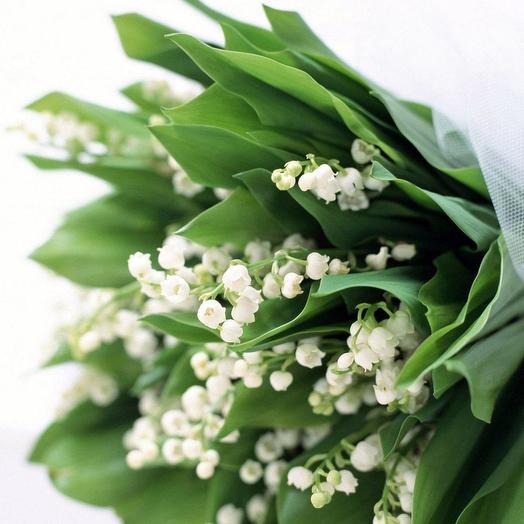 Ландыши : букеты цветов на заказ Flowwow