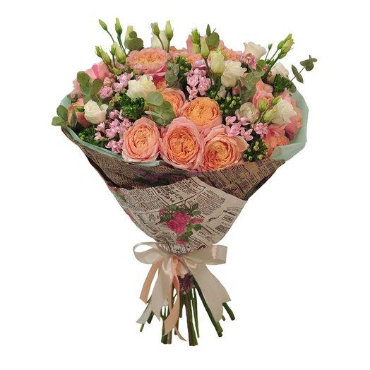 Букет Малефисента: букеты цветов на заказ Flowwow