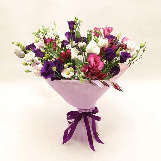 Букет Аромат завтрашнего дня: букеты цветов на заказ Flowwow