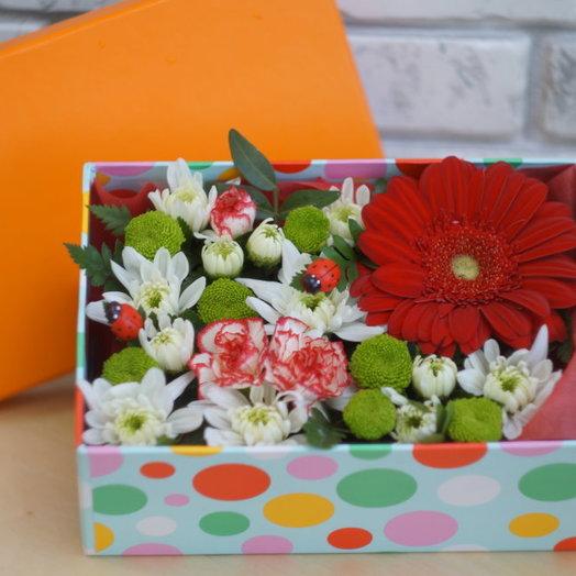 Мини комплимент 2: букеты цветов на заказ Flowwow