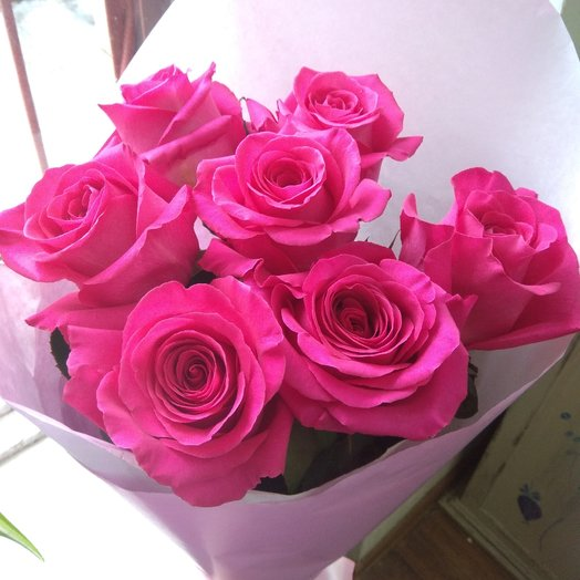 Фуксия : букеты цветов на заказ Flowwow