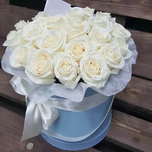 Аромат роз: букеты цветов на заказ Flowwow