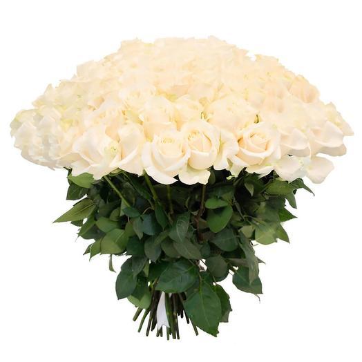 101 роза. Букет 30: букеты цветов на заказ Flowwow