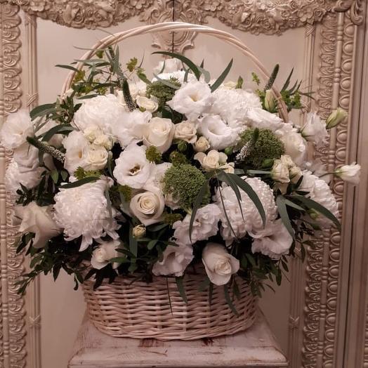 White night: букеты цветов на заказ Flowwow