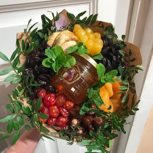 Медовый: букеты цветов на заказ Flowwow