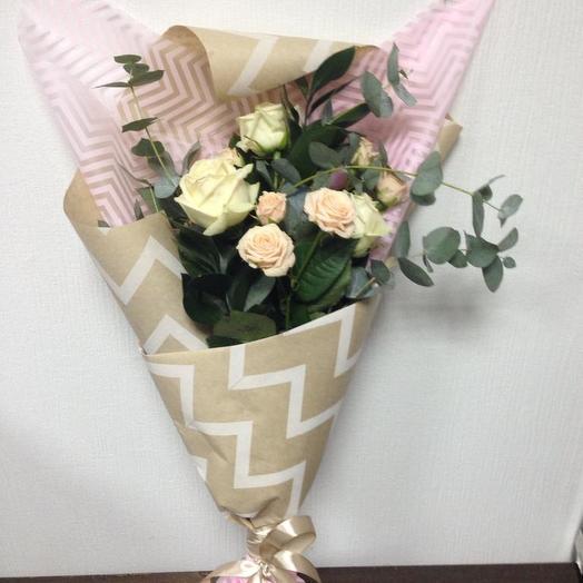 Переполох: букеты цветов на заказ Flowwow