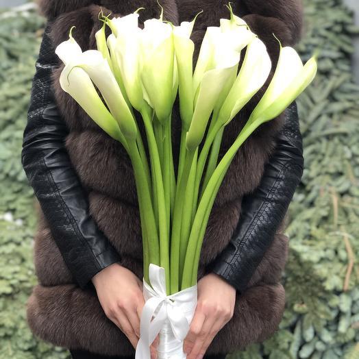 Калла: букеты цветов на заказ Flowwow