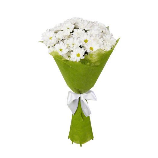 "Букет ""7 хризантем"": букеты цветов на заказ Flowwow"