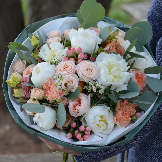 Пастила: букеты цветов на заказ Flowwow