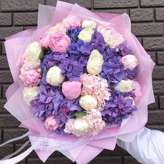 Волшебник: букеты цветов на заказ Flowwow