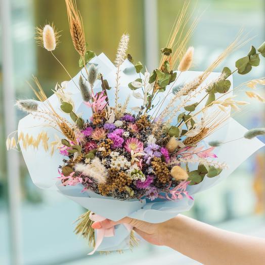 Лесное озеро: букеты цветов на заказ Flowwow