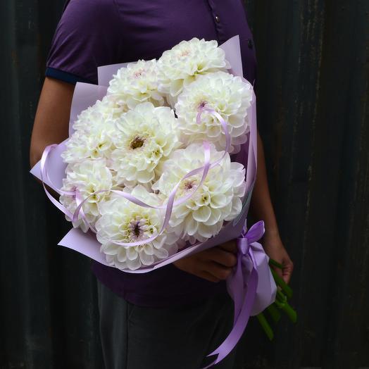 Французский  шарм: букеты цветов на заказ Flowwow