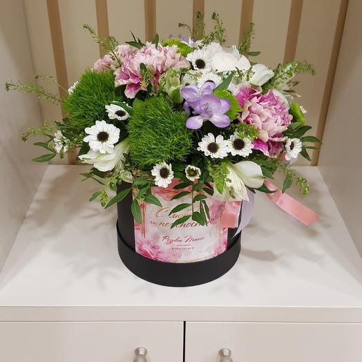 С любовью и нежностью: букеты цветов на заказ Flowwow