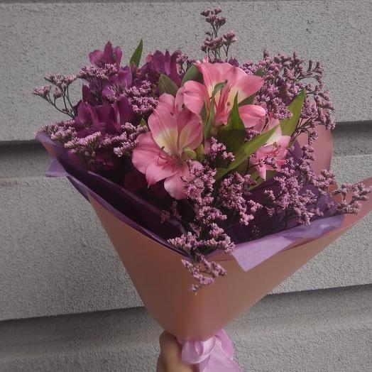 Букет 2257: букеты цветов на заказ Flowwow