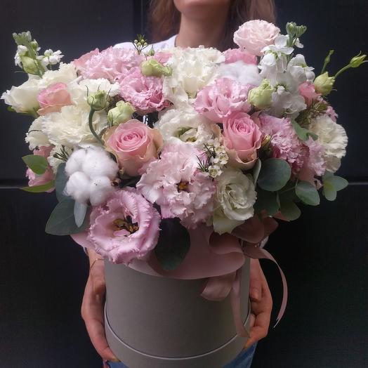Between us: букеты цветов на заказ Flowwow