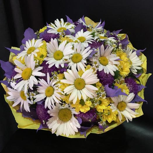 Солнечный: букеты цветов на заказ Flowwow