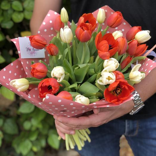 Mix of Tulips: flowers to order Flowwow