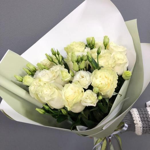 Спасибо мама: букеты цветов на заказ Flowwow