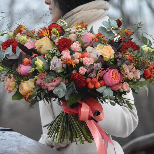 """Букет цветов """"Моя Мадонна"""": букеты цветов на заказ Flowwow"""