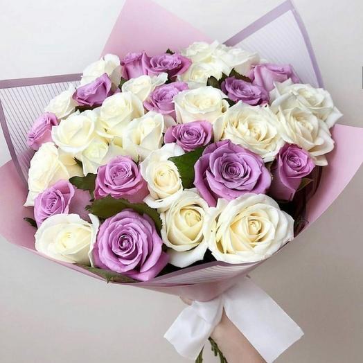 """""""Лунная соната"""": букеты цветов на заказ Flowwow"""