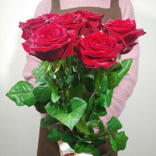Российска роза: букеты цветов на заказ Flowwow
