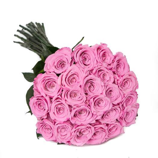 Конфетный розовый