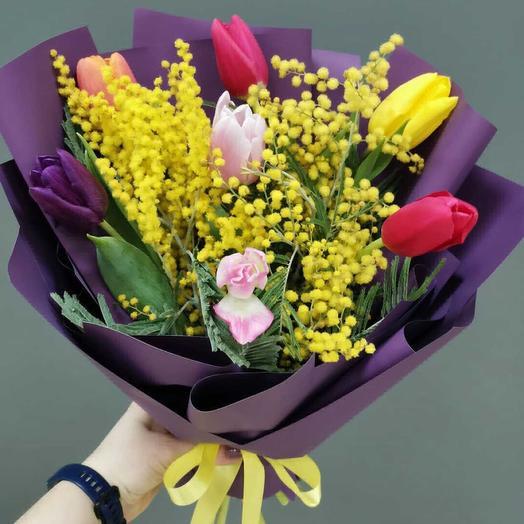 Павлина: букеты цветов на заказ Flowwow