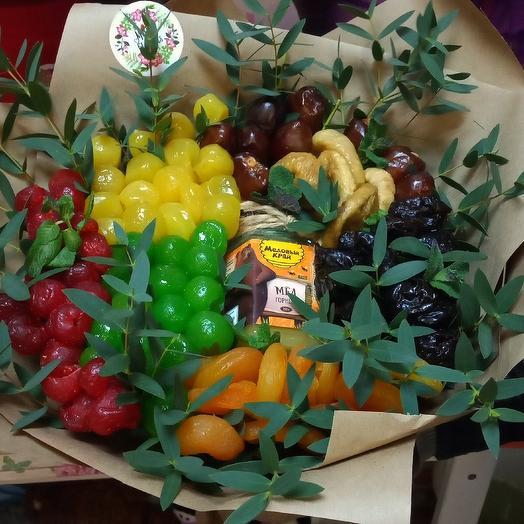 Медовый букетик: букеты цветов на заказ Flowwow