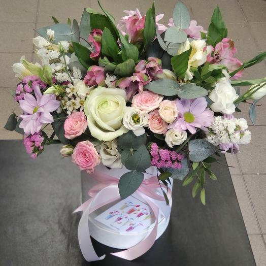 Ласковая весна 🌱: букеты цветов на заказ Flowwow