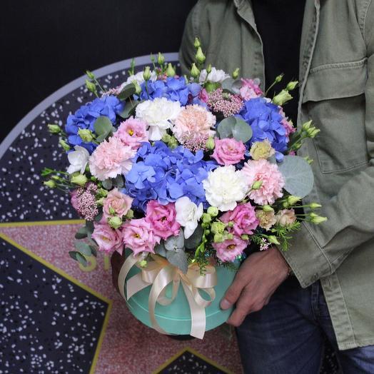 «La grande bellezza»: букеты цветов на заказ Flowwow
