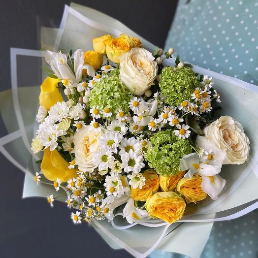 Букет2: букеты цветов на заказ Flowwow