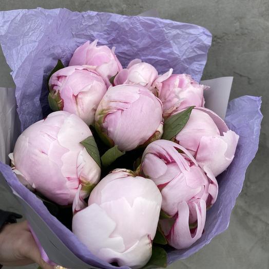 Ароматные зефирки: букеты цветов на заказ Flowwow