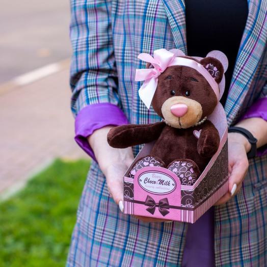 Мягкая игрушка Bear