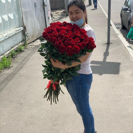 Розы Эквадорские