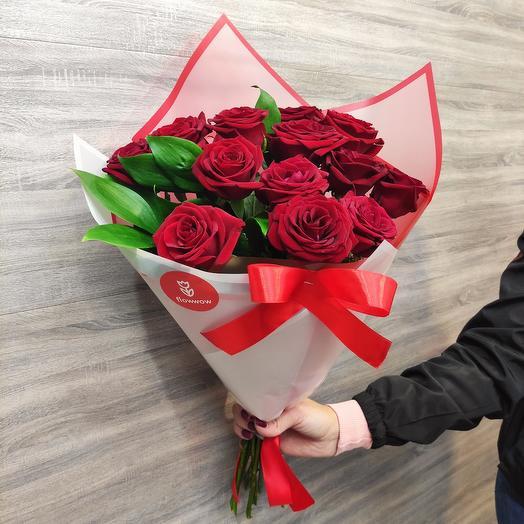 ✅ Букет из Красных Роз 🌹