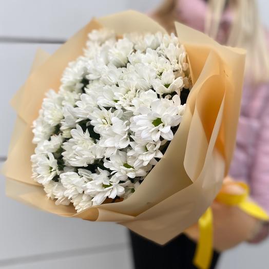 Букет из цветов «Ромашки»