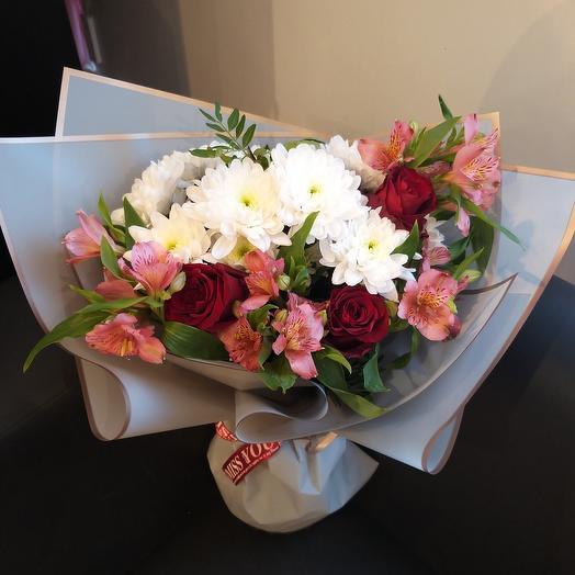 """Букет цветов  """"Кристина """""""