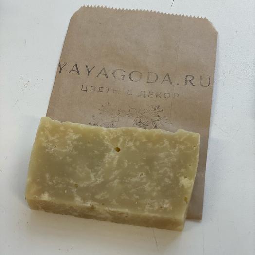 Натуральное мыло 1 шт