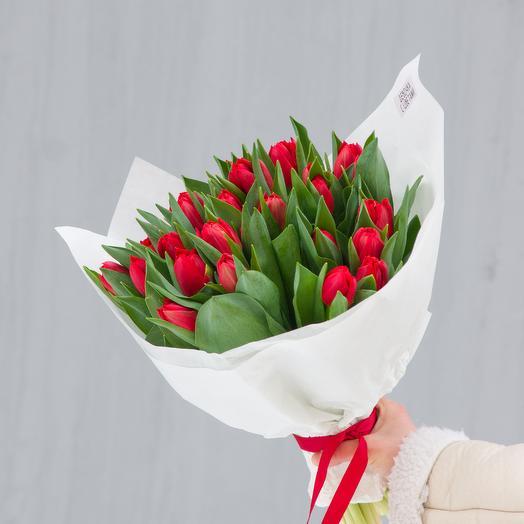 "Тюльпаны ""Ларго"" 29шт"