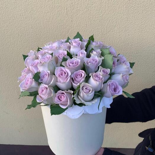 Цветы в коробке Мемори