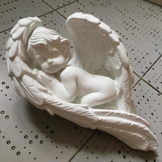 Лежачий ангел