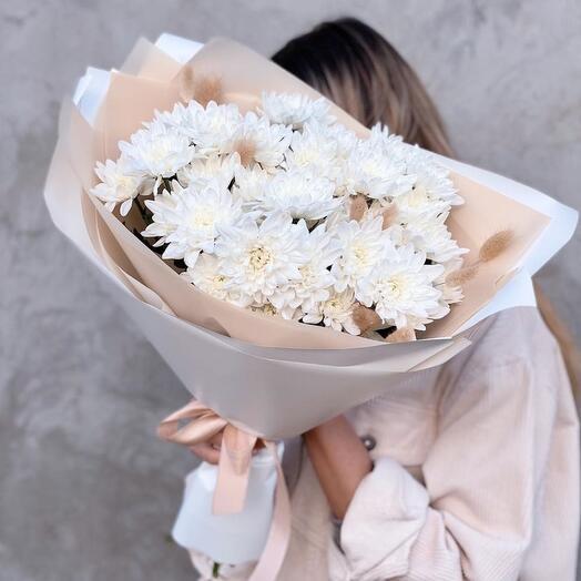 Моно из хризантем