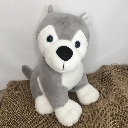 Мягкая игрушка пес