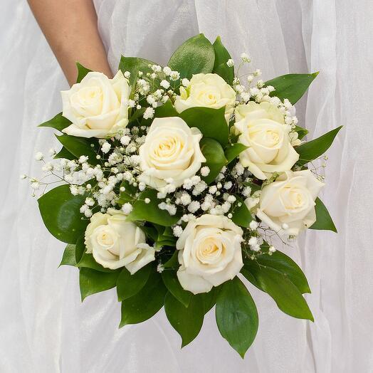 Букет невесты Ева
