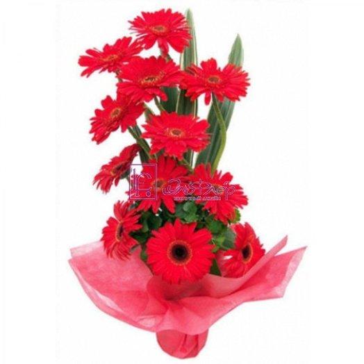 Экстравагантный яркий хит сезона: букеты цветов на заказ Flowwow