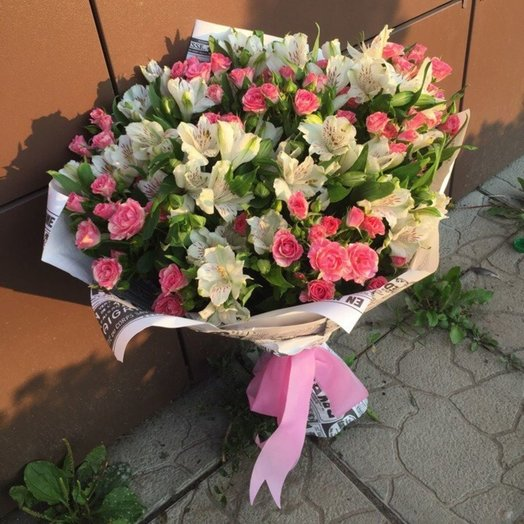 Буке Орион: букеты цветов на заказ Flowwow