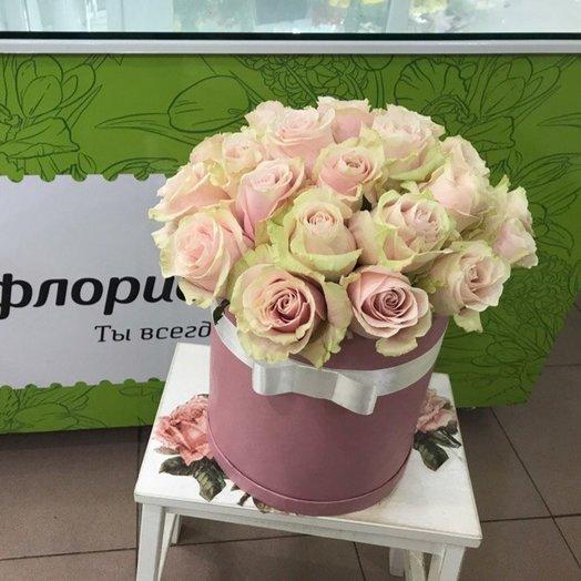 Легкое касание: букеты цветов на заказ Flowwow